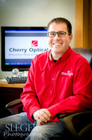 Cherry Optical Website Redesign